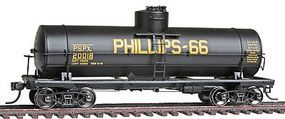 Red-Caboose Phillips 66 Type 103W 10,000-Gallon Welded Tank Car HO Scale Model Train Freight Car #33046