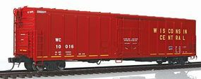 Red-Caboose 57 Mech Reefer WC - HO-Scale