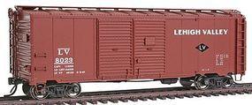 InterMountain HO RR-38521 Lehigh Valley 1937 AAR Double Door Boxcar