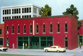Rix Furniture Showroom Model Railroad Building Kit HO Scale #6996015699-6015