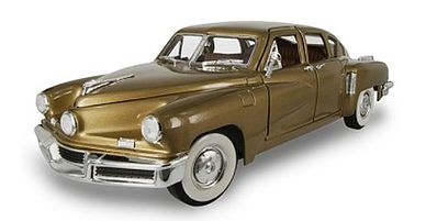 Road Legends 1/18 1948 Tucker 4-Dr (Gold)