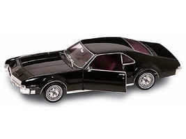 Road-Legends 1966 Oldsmobile Toronado (Black) Diecast Model Car 1/18 Scale #2718blk