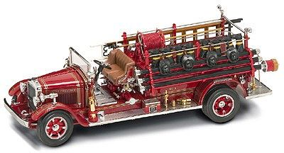 Road Legends 1932 Buffalo Type 50 Excelsior No.1 Fire Engine Truck -- Diecast Model -- 1/43 Scale -- #43005