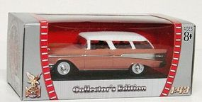 Road-Legends 1957 Chevrolet Nomad Diecast Model Car 1/43 Scale #94203