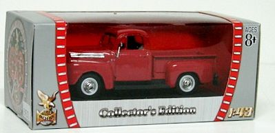Road Legends 1948 Ford F1 Pickup Truck -- Diecast Model Truck -- 1/43 Scale -- #94212