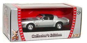 Road-Legends 1979 Firebird Trans Am T-Top Diecast Model Car 1/43 Scale #94239