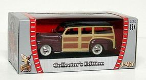 Road-Legends 1948 Ford Woody Diecast Model Car 1/43 Scale #94251