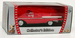 Road-Legends 1957 Mercury Turnpike Cruiser Convertible Diecast Model Car 1/43 Scale #94253