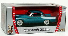 Road-Legends 1958 Studebaker Golden Hawk Diecast Model Car 1/43 Scale #94254