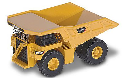 Realtoy International 1/94 Caterpillar 777G Dump Truck (Die Cast)
