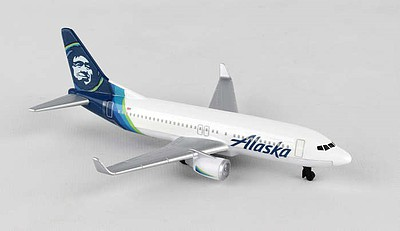 Realtoy International Alaska Airlines (5'' Wingspan) (Die Cast)