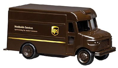 Realtoy International UPS Delivery Truck (5.5''L) (Plastic)