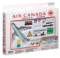 Realtoy Air Canada Die Cast Playset (12pc Set)