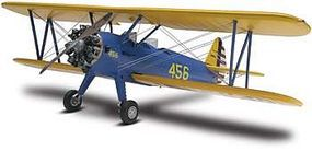 Revell-Monogram Stearman N2S-3 Plastic Model Airplane Kit 1/48 Scale #85-5264