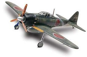 Revell-Monogram Japanese A6M5 Zero Plastic Model Airplane Kit 1/48 Scale #85-5267