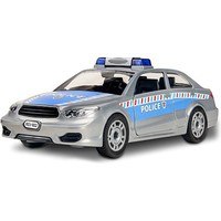 Revell-Monogram Revell Jr Police Car Snap Tite Plastic Model Vehicle Kit 1/20 Scale #851002