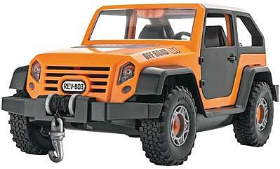 Revell-Monogram Off Road Vechicle -- Plastic Model Vehicle Kit -- 1/20 Scale -- #851019