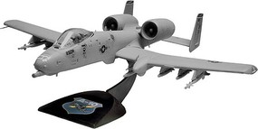 Revell-Monogram A-10 Warthog Snap Tite Plastic Model Aircraft Kit 1/72 Scale #851181