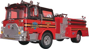 Revell-Monogram Mack Fire Pumper Snap Tite Plastic Model Car Kit 1/32 Scale #851225