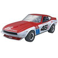 Revell-Monogram BRE Datsun 240Z (SSP) Plastic Model Car Kit 1/25 Scale #851422