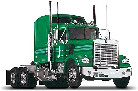 Kenworth W900 Plastic Model Truck Kit 1/25 Scale #851507 by Revell ...