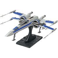 Revell-Monogram Resistance X-Wing Fighter Snap Tite Plastic Model Figure #851823