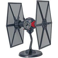 Revell-Monogram First Order Special Forces TIE Fighter Snap Tite Plastic Model Figure #851824