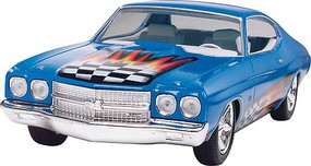 Revell-Monogram 1970 Chevelle SS 454 Snap Tite Plastic Model Vehicle Kit 1/25 Scale #851932