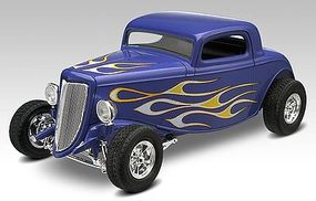 Revell-Monogram 1934 Ford Street Rod Snap Tite Plastic Model Vehicle Kit 1/25 Scale #851943