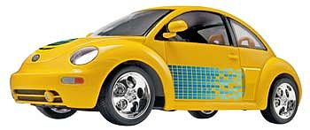 Revell-Monogram New Beetle -- Plastic Model Car Kit -- 1/24 Scale -- #851976