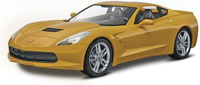 Revell-Monogram 2014 Corvette Stingray Snap Tite Plastic Model Vehicle Kit 1/25 Scale #851982