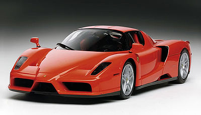 Revell-Monogram Ferrari Enzo -- Plastic Model Car Kit -- 1/24 Scale -- #852192