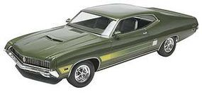Revell-Monogram 1970 Ford Torino GT 2n1 Plastic Model Car Kit 1/25 Scale #854099