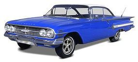 Revell-Monogram 1960 Chevy Impala Hardtop 2n1 Plastic Model Car Kit 1/25 Scale #854248