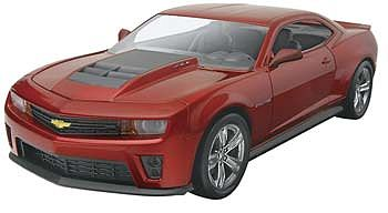 Revell-Monogram 2013 Camaro ZL1 -- Plastic Model Car Kit -- 1/25 Scale -- #854307