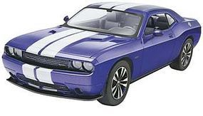 Revell-Monogram 2013 Challenger SRT8 Plastic Model Car Kit 1/25 Scale #854308