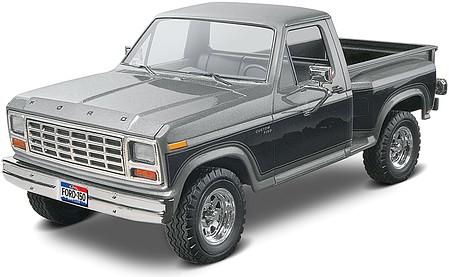 Revell Monogram Truck Plastic Model Cars Trucks Vehicles