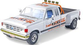 Revell-Monogram 1991 Ford F-350 Dually Plastic Model Truck Kit 1/24 Scale #854376