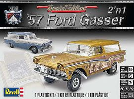 Revell-Monogram 1957 Ford Gasser Plastic Model Car Kit 1/25 Scale #854396