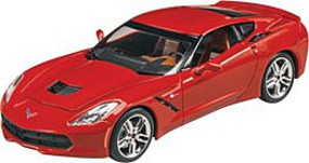 Revell-Monogram 2016 Corvette Stingray Plastic Model Car Kit 1/25 Scale #854425