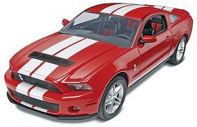 Revell-Monogram 2010 Ford Shelby GT500 Plastic Model Car Kit 1/25 Scale #854938