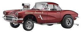 Revell-Monogram D&M 1962 Corvette Gasser Plastic Model Car Kit 1/25 Scale #854949