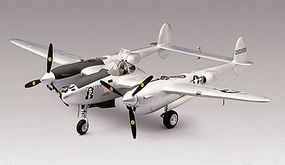 Revell-Monogram P-38J Lightning Plastic Model Airplane Kit 1/48 Scale #855479