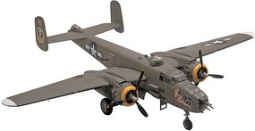Revell-Monogram B25J Mitchell Bomber Plastic Model Airplane Kit 1/48 Scale #855512