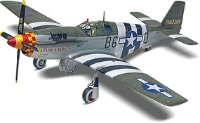 Revell-Monogram P-51B Mustang Plastic Model Airplane Kit 1/32 Scale #855535