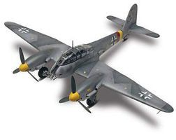 Revell-Monogram Messerschmitt Me 410B-6/R-2 Plastic Model Airplane Kit 1/48 Scale #855990