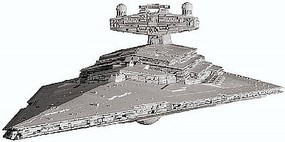 Revell-Monogram Imperial Star Destroyer Science Fiction Plastic Model Kit 1/2700 Scale #856459