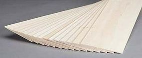 Revell-Monogram Basswood Sheet 3/32x4x24 (15)