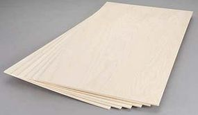 Revell-Monogram Birch Plywood 3mm 1/8x12x24 (6)