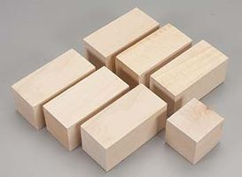 Revell-Monogram Basswood Mini Carving Block Project Bag